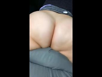 Pillow humping ass and pussy view