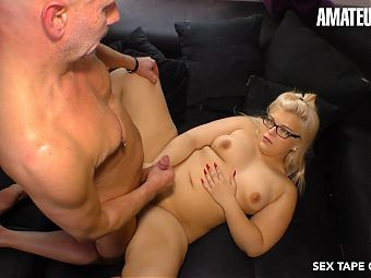 SEXTAPE GERMANY - Mariella Sun Takes Cock On First Porn Ever